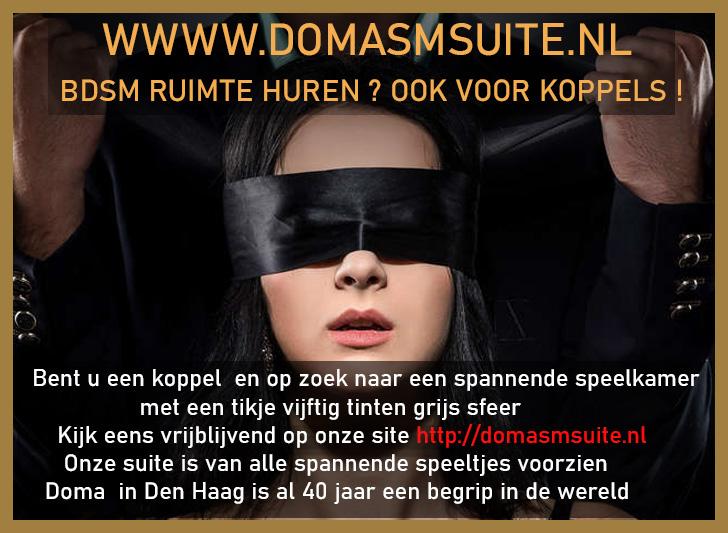Bdsm RUIMMTE Voor Koppels