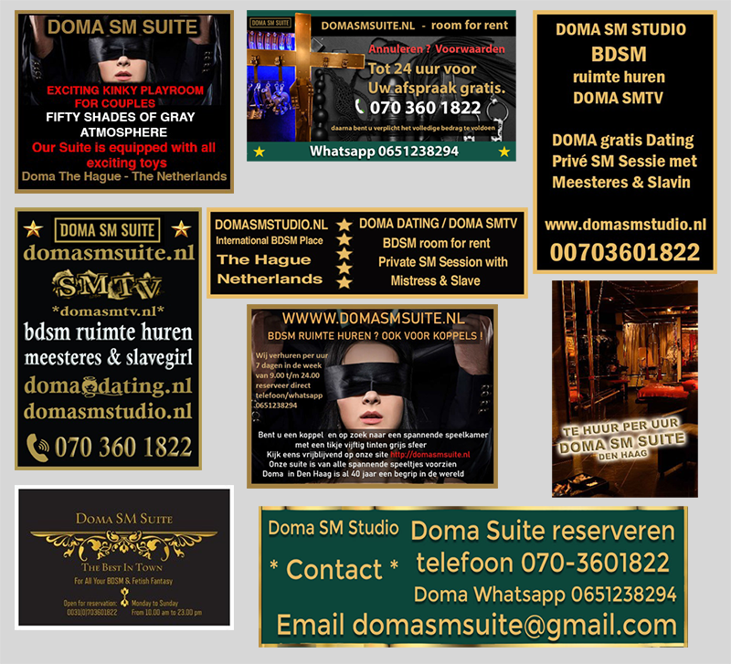 Banners Doma